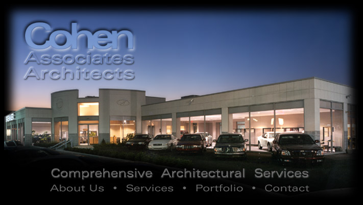 Cohen Associates Architects - Comprehensive Architectural Services